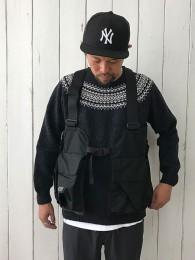 【BATTLE LAKE】 CORDURA GAME VEST SP