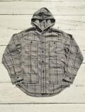 Feel Sun Bud Half (Herringbone Flannel)