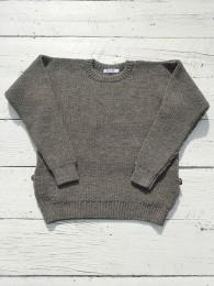 【Le Tricot De La Mer】 Crue Neck with Pocket