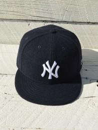"59FIFTY ""New York Yankees"" (Navy× White)"