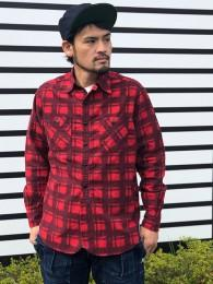 Sprayer Shirt (Print Flannel)