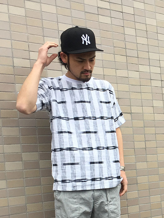"9FIFTY ""New York Yankees"" (Black× White)"