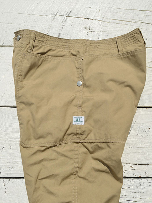 Fall Leaf Sprayer Pants (T/C Weather)
