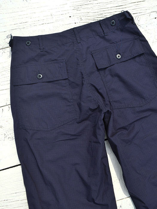 【Engineered Garments Workaday】 Fatigue Pants (Cotton Ripstop)