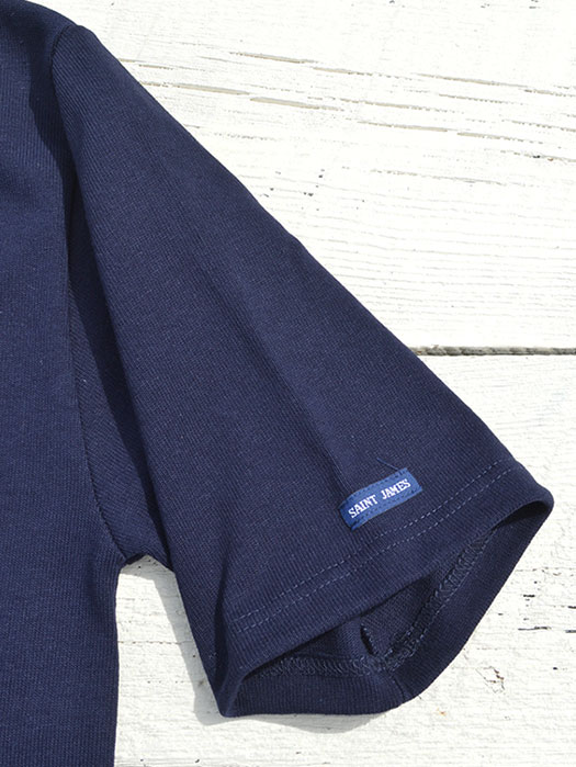 OUESSANT S/S (ネイビー)