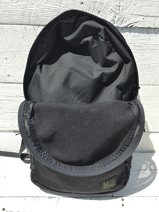 Mesh Backpack