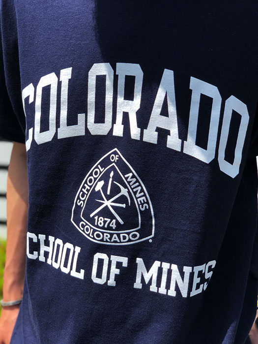 COLORADO SCHOOL OF MINES Tee