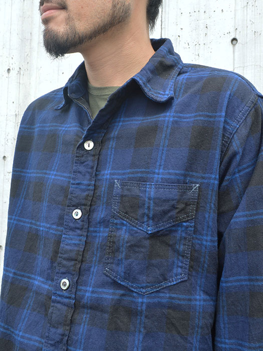 The POST4 (Plaid Flannel)