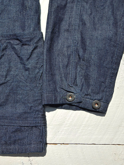 Craftmaster 2 (Japanese 10oz denim)
