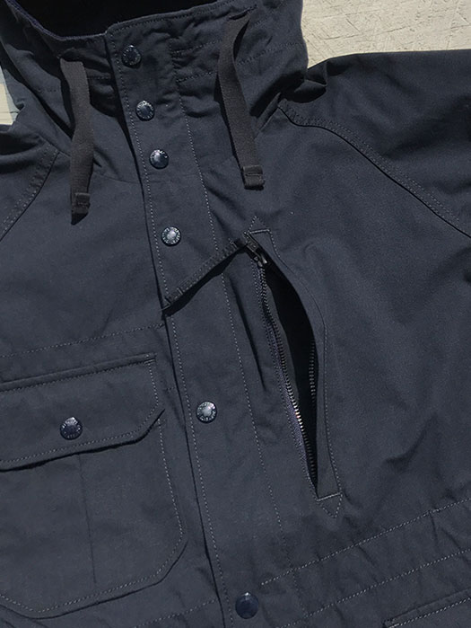 Field Parka (Nyco Ripstop)