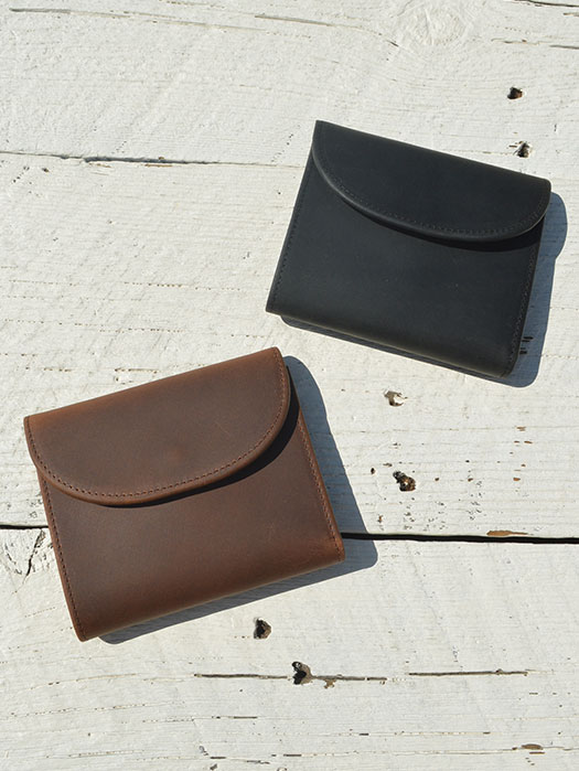 OW-1058 Small 3 Fold Wallet