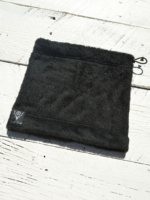 Neck Warmer (Polartec / Polv Velour Solid)