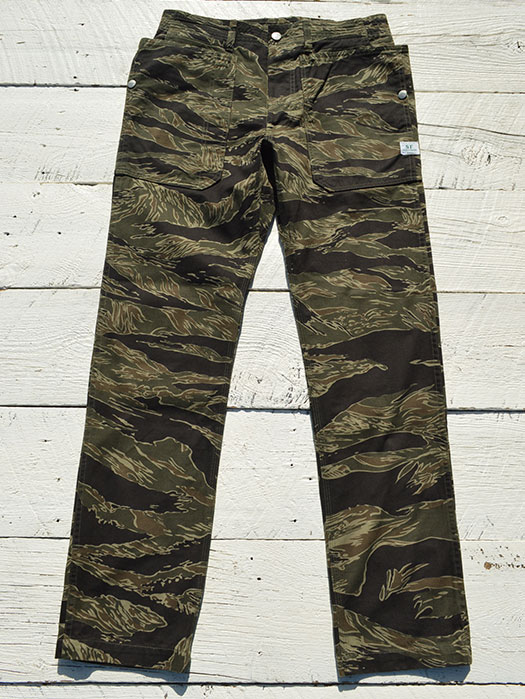 Fall Leaf Sprayer Pants (Twill)
